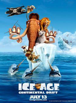 Kỷ Băng Hà 4: Lục Địa Trôi Dạt - Ice Age 4: ContinentaL Drift (2012)