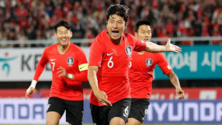 Watch South Korea vs China live Stream Today 16/1/2019 online AFC Asian Cup Football