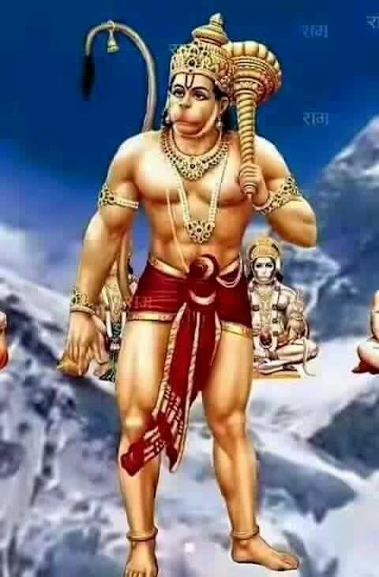 Hanuman Image In Hd