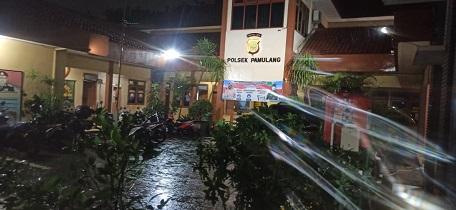 Mau Konfirmasi Soal PSBB, Kapolsek Pamulang Malah Usir Wartawan