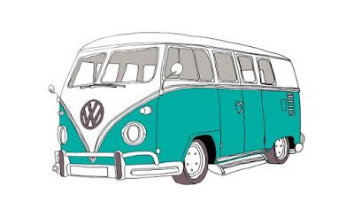 gambar mobil kartun keren untuk anak anak