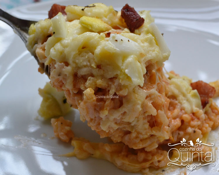 Faça este arroz, você não vai se arrepender =)