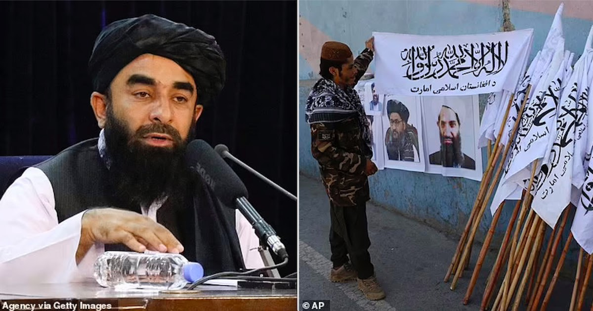Taliban Leader Says Music Will Be Banned In Afghanistan And Women Will Not Be Able To Travel Alone Without A Male Chaperone