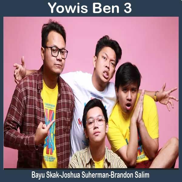 Yowis Ben 3, Film Yowis Ben 3, Sinopsis Yowis Ben 3, Revie Yowis Ben 3, Trailer Yowis Ben 3, Download Poster Yowis Ben 3
