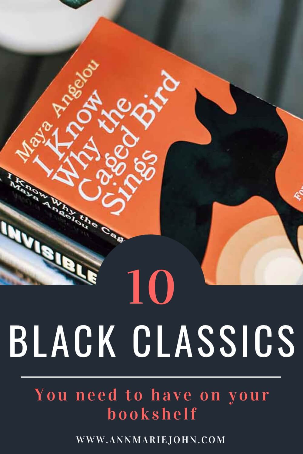 Black Literary Classics You Should Have on Your Bookshelf