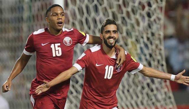 Paraguay vs Qatar