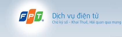 Chữ ký số FPT  CA Khai thuế qua mạng, khai báo bảo hiểm, hải quan điện tử nhanh