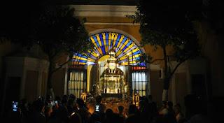 No habrá procesión del Corpus de San Bernardo en septiembre en Sevilla