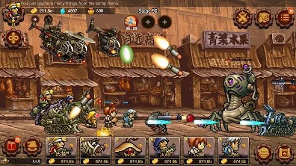 Metal Slug Infinity: Idle Game