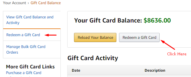 check gift card balance_amazon