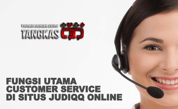 Fungsi Utama Customer Service