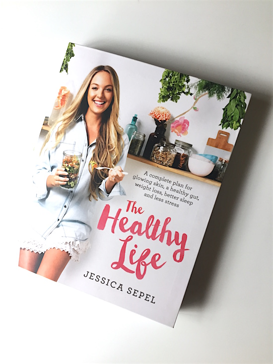 Jessica Sepel, cookbook, health, betty bake, giveaway, WIN, cape town blogger, competition, review, The Healthy Life Book,