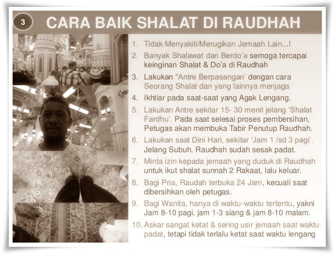 Images for cara niat shalat sunnah di raudhah