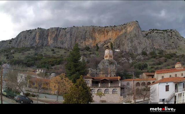 Νέα προσθήκη κάμερας στη Θεόπετρα Καλαμπάκας