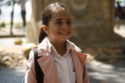 الطفلة التركية بيرين جوكيلديز شهرة عالمية و مسلسل جديد