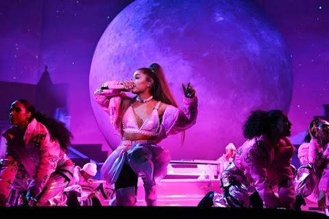 Sweetener/thank u, next Tour! ♥