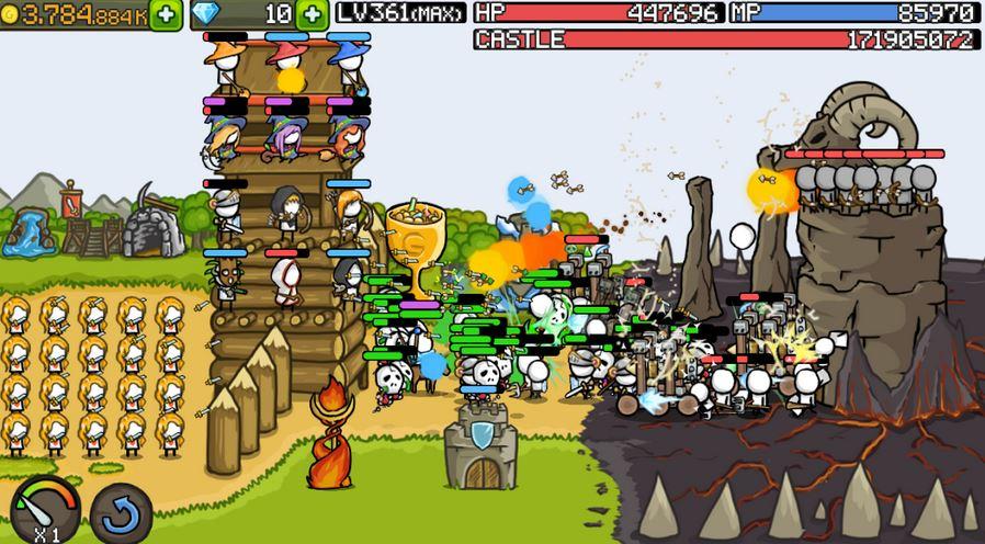 download Grow Castle Mod Apk 1