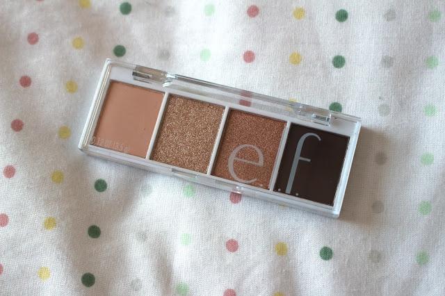 e.l.f.  bite size eyeshadow