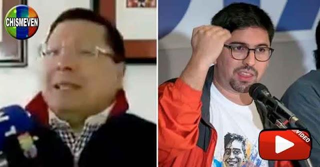 Abogado de Freddy Guevara dice que lo mantienen secuestrado e incomunicado en el SEBIN