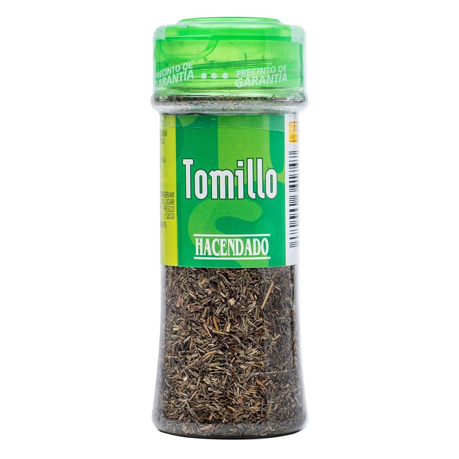 Tomillo Hacendado