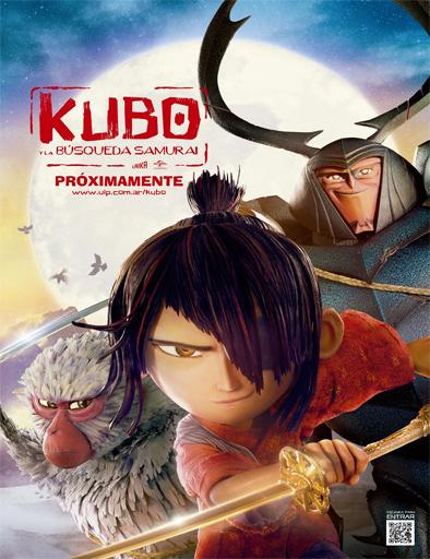 Ver Kubo y la búsqueda del samurai (2016) Online