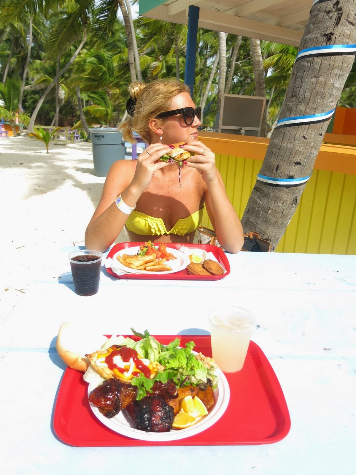 Blue Lagoon Salt Cay Bahamas