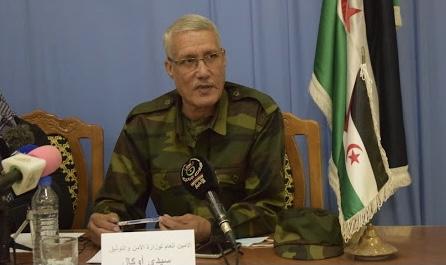 مسؤول عسكري صحراوي : حربنا الحالية ضد الإحتلال مقبلة على تصعيد وإتساع بخطة مدروسة.