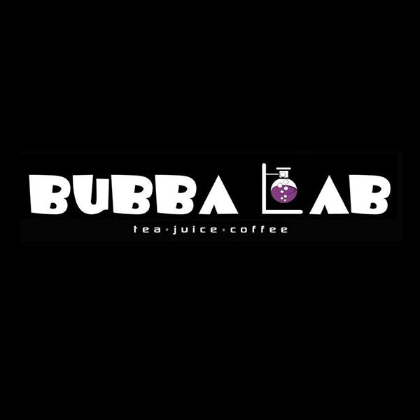 Bubba lab milk tea logo
