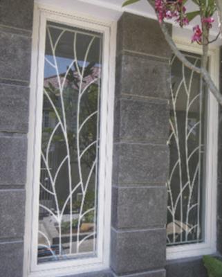 desain jendela minimalis
