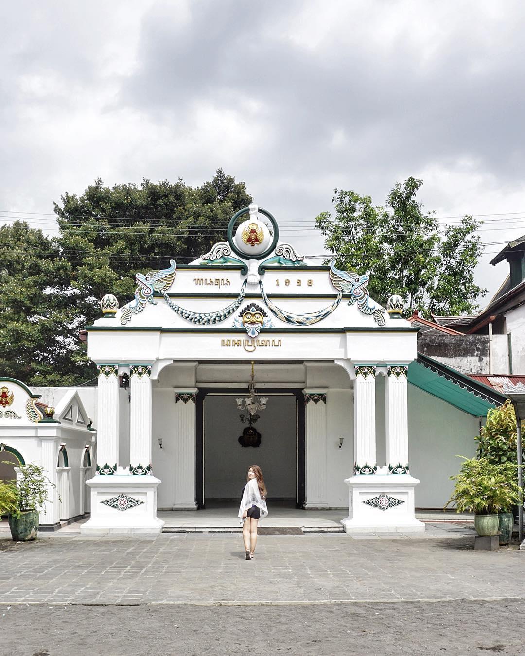 wisata budaya populer keraton jogja