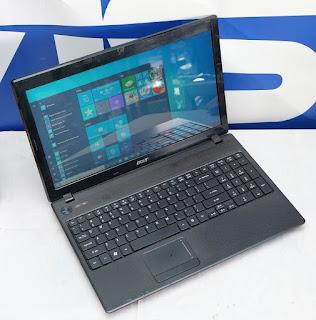 Jual laptop Bekas Acer 5742