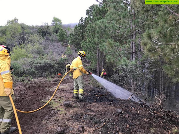 Medio Ambiente pone en marcha un servicio para la preparación física del personal de prevención y extinción de incendios forestales