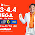 Catch Willie Revillame on Shopee's TV specials & enjoy free shipping, 20% cashback, & ShopeePay ₱1 deals at Shopee's' FIRST mega sale of the year!