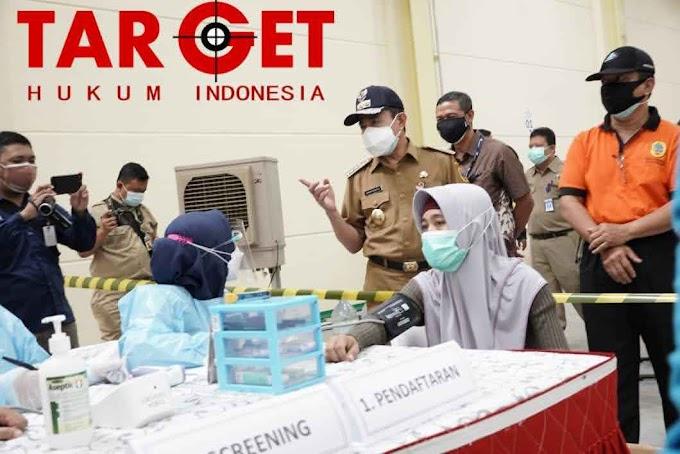 Bupati Haryanto Imbau Warga Pati Tetap Patuhi Prokes Meski Sudah Divaksin