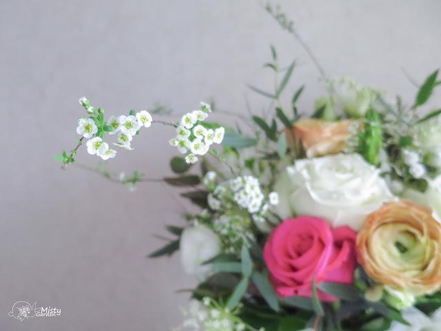 玫瑰歐式花球