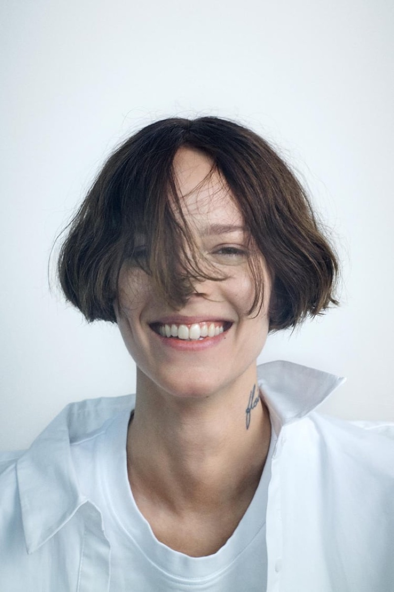 Zara Join Life Spring/Summer 2020 Lookbook starring Freja Beha Erichsen