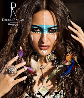Sonakshi Sinha shoot for Dabboo Ratnani 2016 Calendar