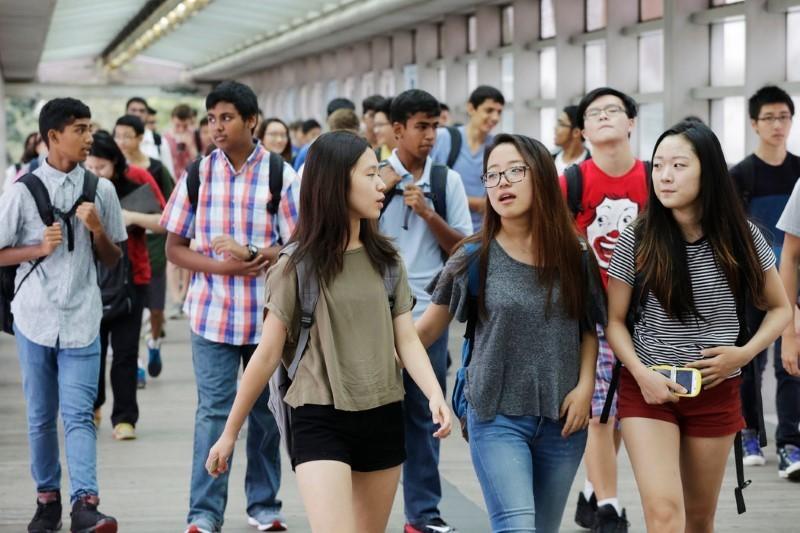 Du học sinh Việt Nam ở Mỹ