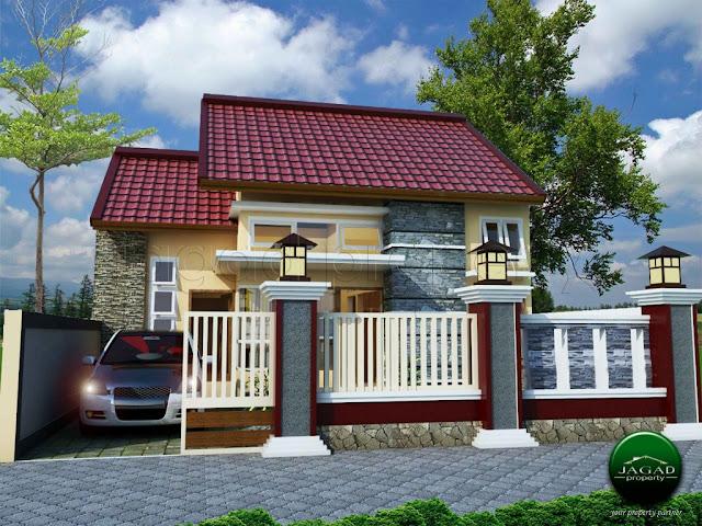 Rumah Baru di Maguwoharjo dekat Bandara