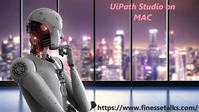 uipath studio on mac