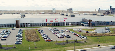 Tesla is accused of breaking labor laws with firings and surveillance by union,