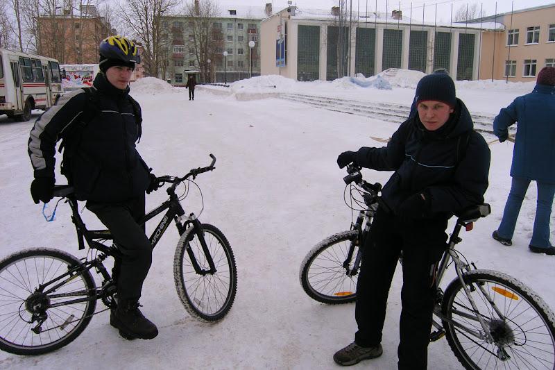 На площади Просянкина