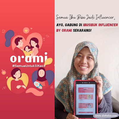 IbuSibuk Influencer by Orami