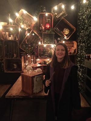The Cauldron cocktail experience
