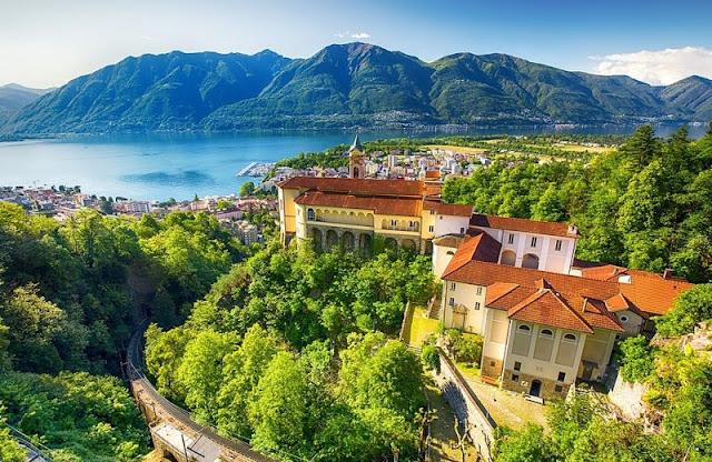Ngắm vẻ đẹp dãy núi Alps dài nhất Châu Âu 23
