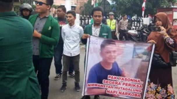 Mengungkap Tabir Kejahatan Dalam Lapas, HIMMAH Minta Menkumham Copot Kalapas Sibolga