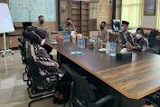 Kapolres Pandeglang Terima Kunjungan Purnawirawan Polri