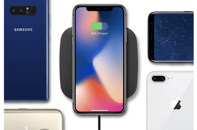 Top stand for wireless charging iPhone up to $ 30