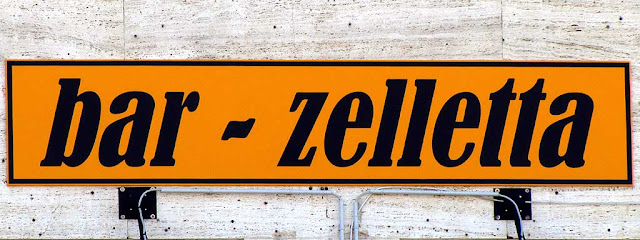 Bar-zelletta, literally: Joke, via Maggi, Livorno