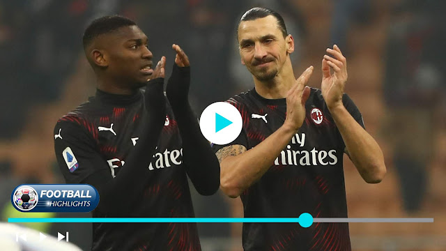 Milan vs Sampdoria Highlights